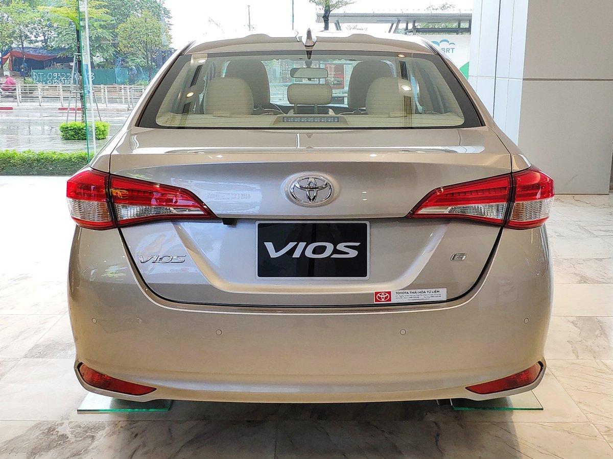 Đuôi xe Toyota Vios 2021