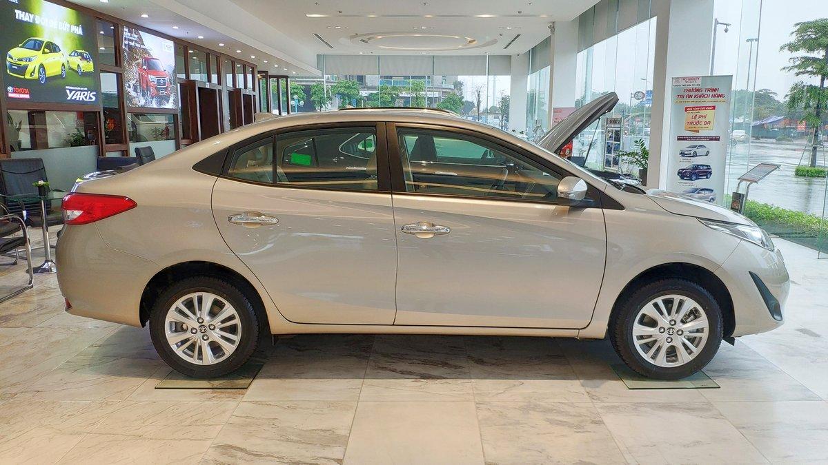 Ngoại thất Toyota Vios 2021